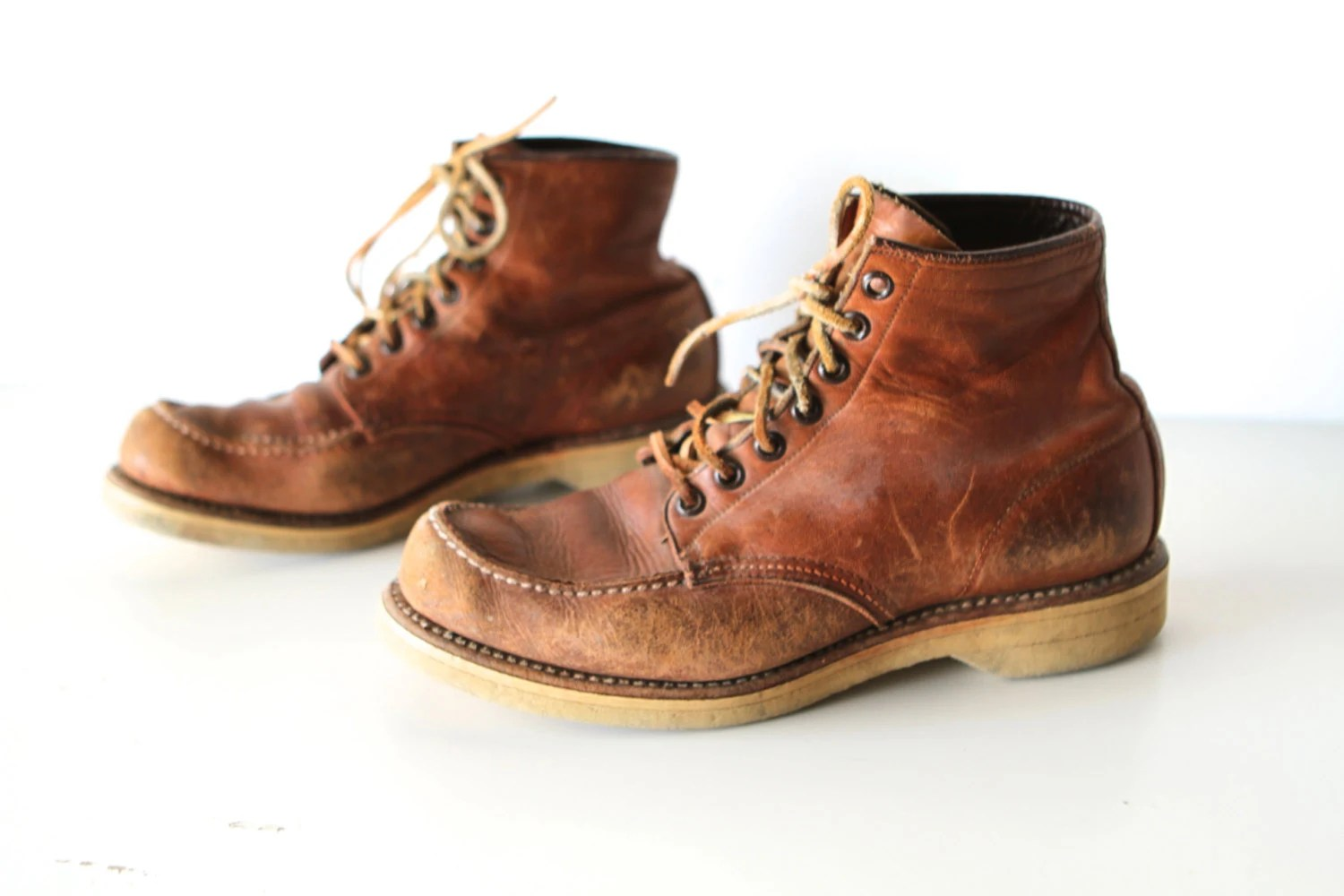 Rugged Womens Boots Home Decor
