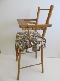 High Chair Doll High Chair Toy Chair Dolls Vintage Toys