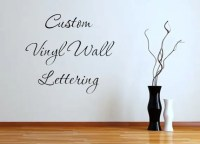 Custom Vinyl Wall Lettering Vinyl Decals by ...