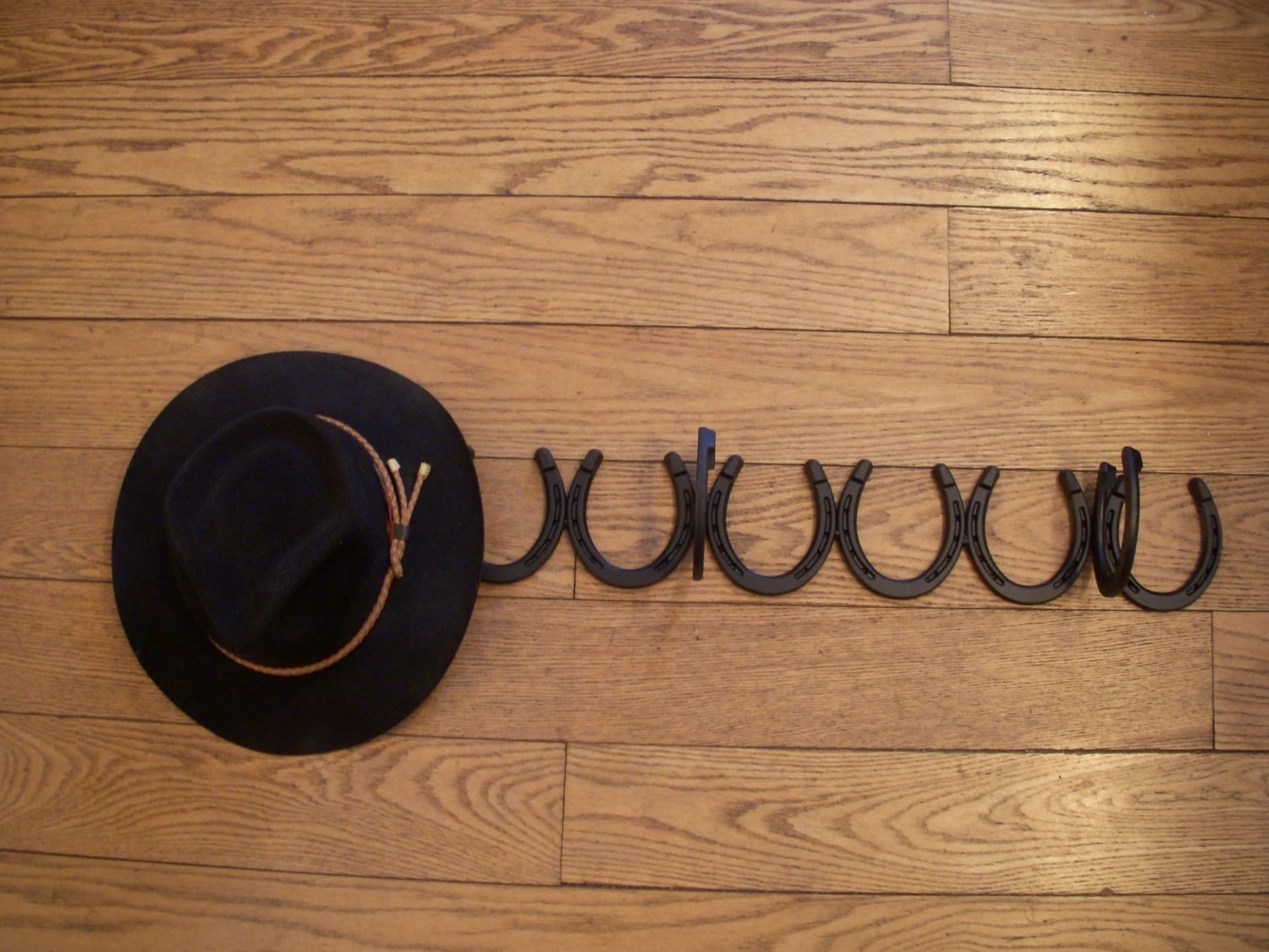 Hat Holders For Walls 3 Hat Wall Mounted Cowboy Hat Rack