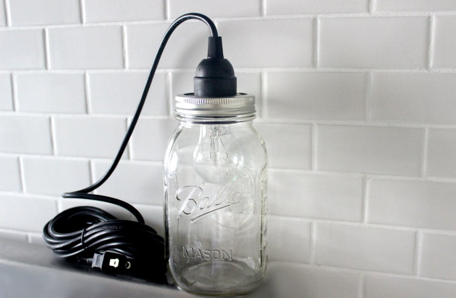 mason jar chandelier vintage kitchen lighting Mason Jar Pendant Light Vintage Hanging Light mason jar string light fixture kitchen light Mason pendent drop light with vintage bulb