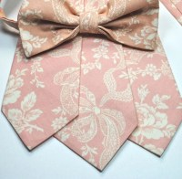 Blush Neckties Dusty Rose Neckties Blush Ties Wedding Ties