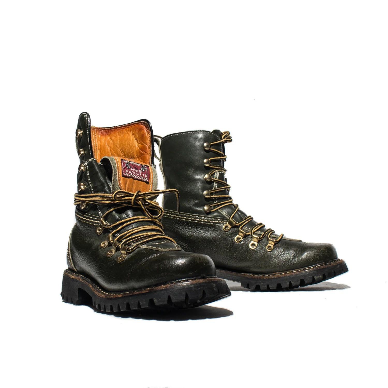 65 Women39s Herman Survivor Green Hunting Sport Boots