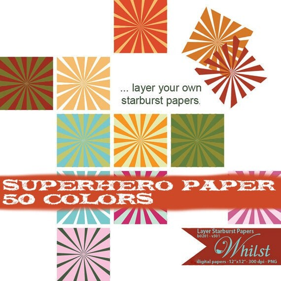Superhero Starburst Clip Art - #1 Clip Art  Vector Site \u2022 - starburst templates