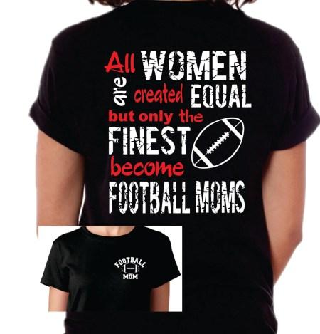Quarterback Girlfriend Shirts