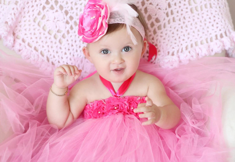 Very Cute Babies Desktop Wallpapers Beautiful Babies With Flowers Www Imgkid Com The Image