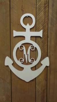 Popular items for anchor door hanger on Etsy