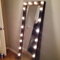 [full length vanity mirror with lights] - 28 images ...