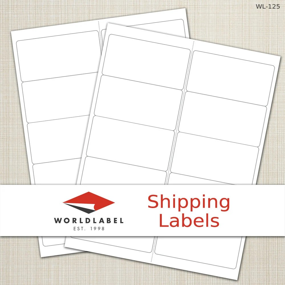 2x4 shipping labels - Josemulinohouse - 2x4 label template