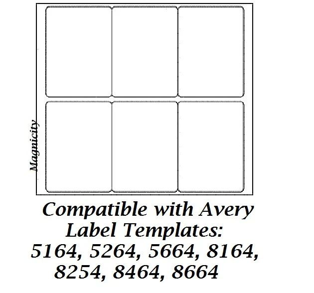 avery label 5164 template