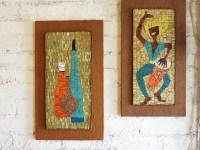 Mid Century Modern Mosaic Wall Art By Susan Benton by ...