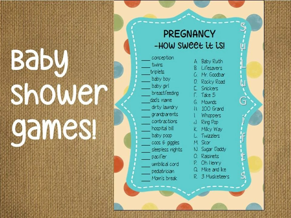 70 OFF coupon on Baby Shower Game Candy Bar Game Instant Download