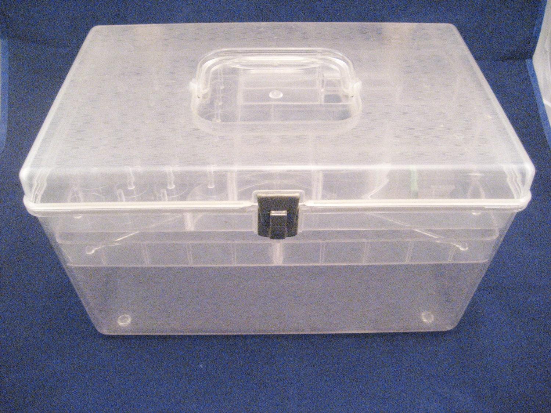 Vintage Wil Hold Plastic Sewing Pattern Storage Boxyellow & Sewing Storage Boxes Plastic - Listitdallas