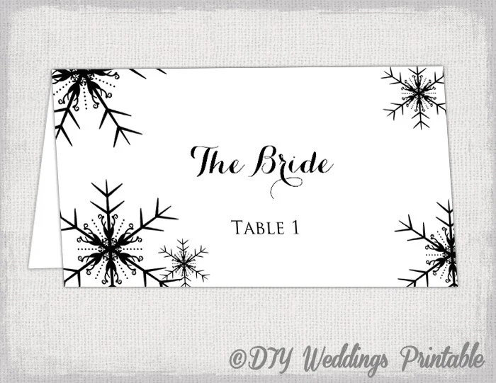 template for place cards - Intoanysearch