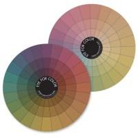 Color Wheels Warm Earthtone Color Wheels Eye For Color