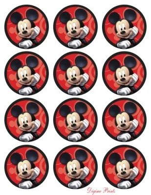Mickey Mouse Printable Stickers wwwpicsbud