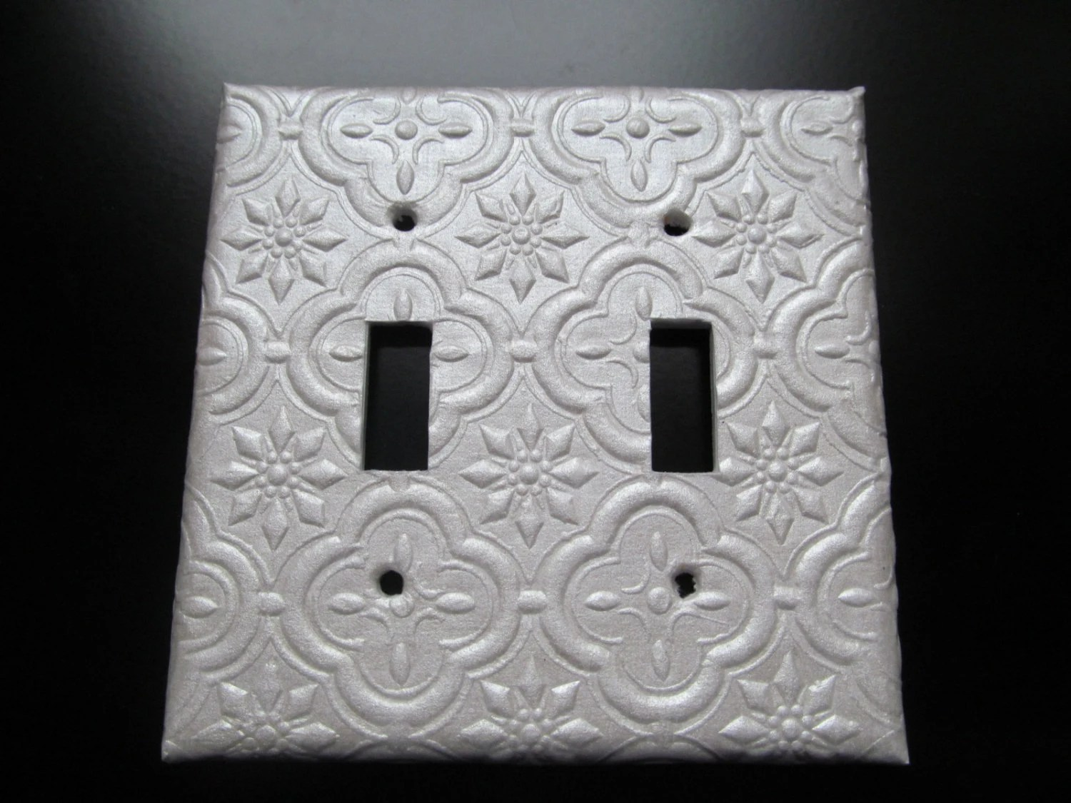 Decorative Light Plate Covers Handmade Decorative Light Switch Covers Plates Textured