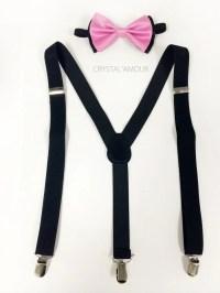 Black Tie Suspenders - Erieairfair