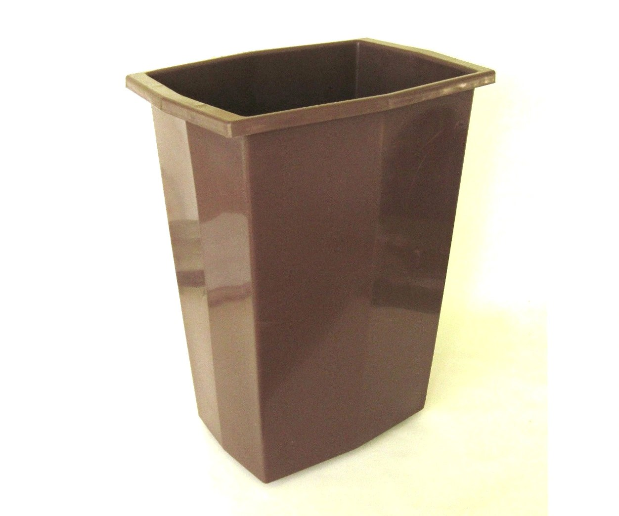 Vintage Kitchen Trash Can Plastic Kitchen Trash Cans Bathroom Waste By Lauraslastditch