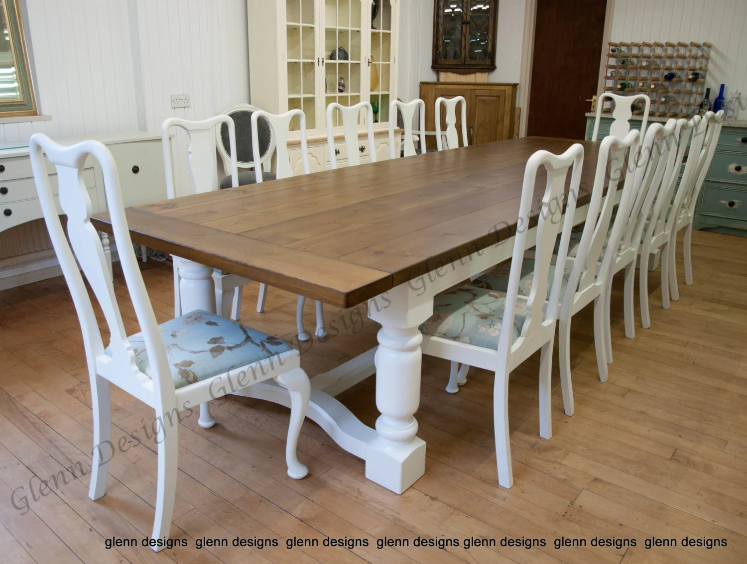 10 Seater Kitchen Table 10 Seater Dining Table