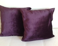 Popular items for plum throw pillow on Etsy