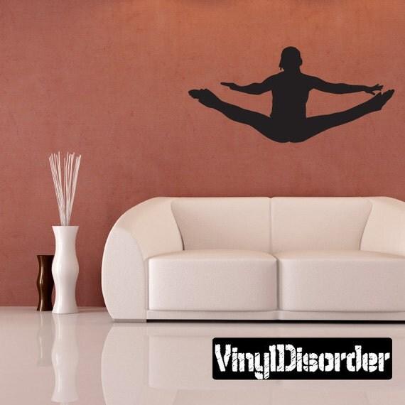 Cheer Vinyl Wall Decal Or Car Sticker Cheerst016et