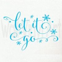 Let it go frozen | Etsy