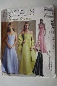 SALE PATTERNS! Junior Bridesmaid Dress /Stole sewing ...
