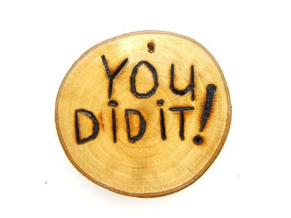 You Did It Job Well Done Congratulations Good Job Award - job well done