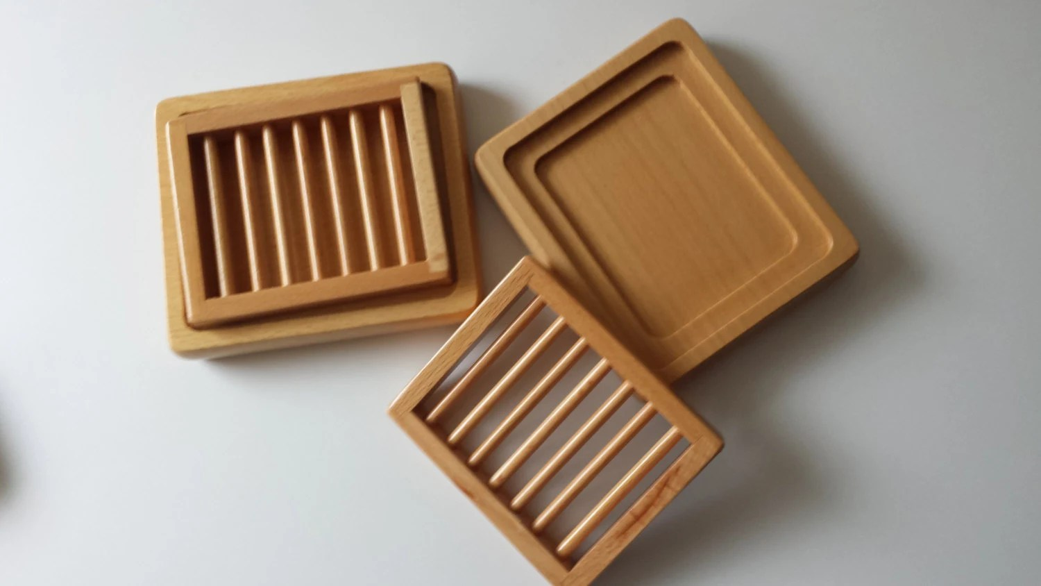 Big W Dish Rack Breathable Ladder Rack Wooden Soap Dish For Handmade Soap