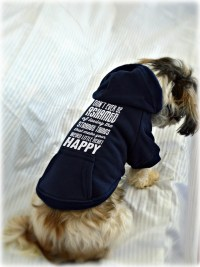 Custom Dog Sweatshirts. Pet Lover Sweater. Strange Little