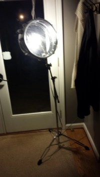 Snare Drum Lamp Adjustable Drum Spotlight by ...