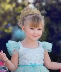 Toddler Earring Studs Little Girl Flower Stud Earrings