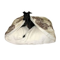 Sleep In Dog Bed Organic Cotton Dog Bed Washable Evelyn