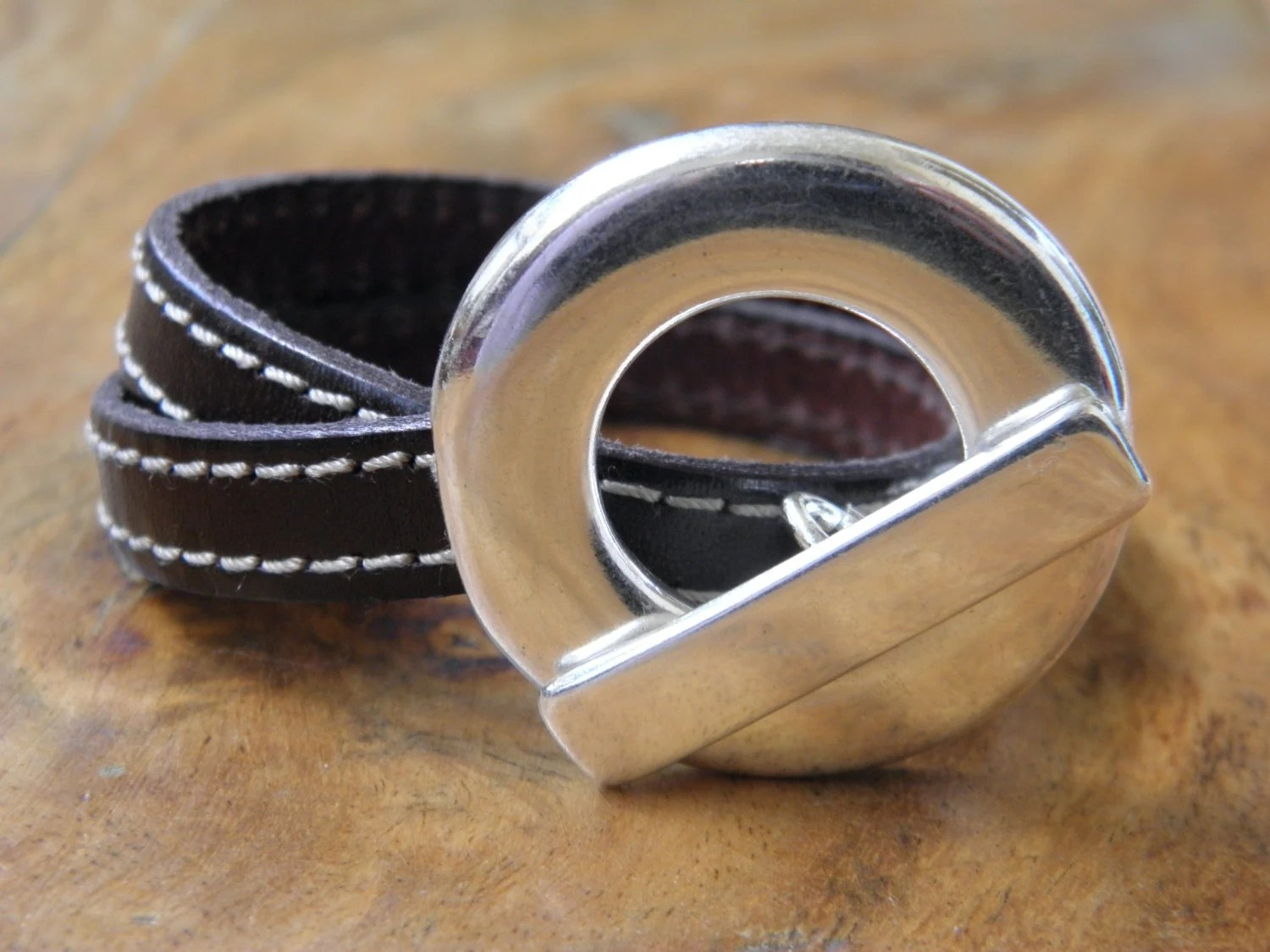 Leather Bracelet Bahia Del Sol Collection By Bahiadelsol