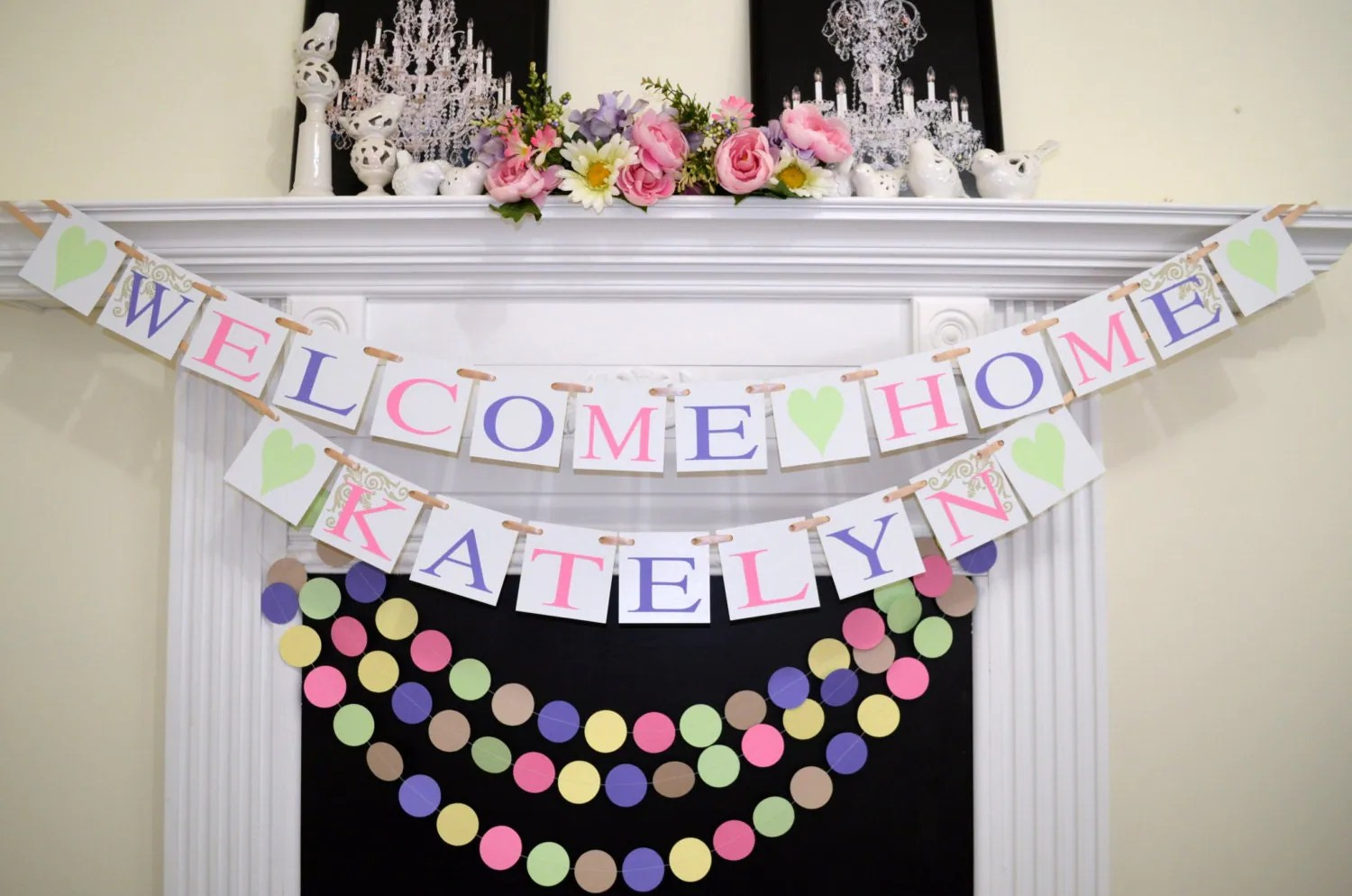 Welcome Home Baby Decoration Ideas - Elitflat