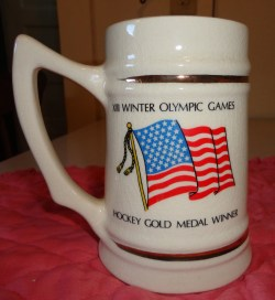 1980 Winter Olympics XIII - Lake Placid Games- Hockey GOLD MEDAL ...