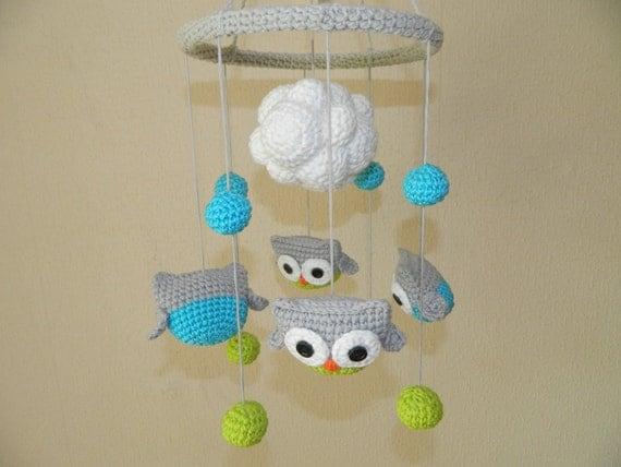 Crochet Baby Mobile Patterns Dancox For
