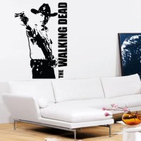 The Walking Dead Wall Art Vinyl Wall Art Sticker Decal