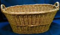 Large Wicker Basket Laundry Basket