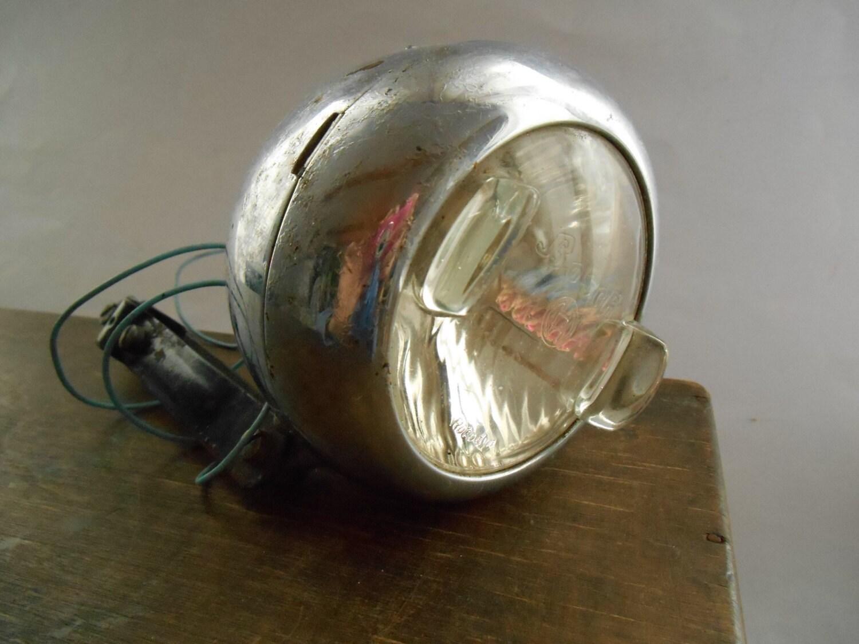 Antique Bosch Germany Dynamo Bicycle Lamp Vintage Bike Lamp