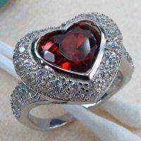SALE Piece of Heart Legend of Zelda Heart Ring promise ring