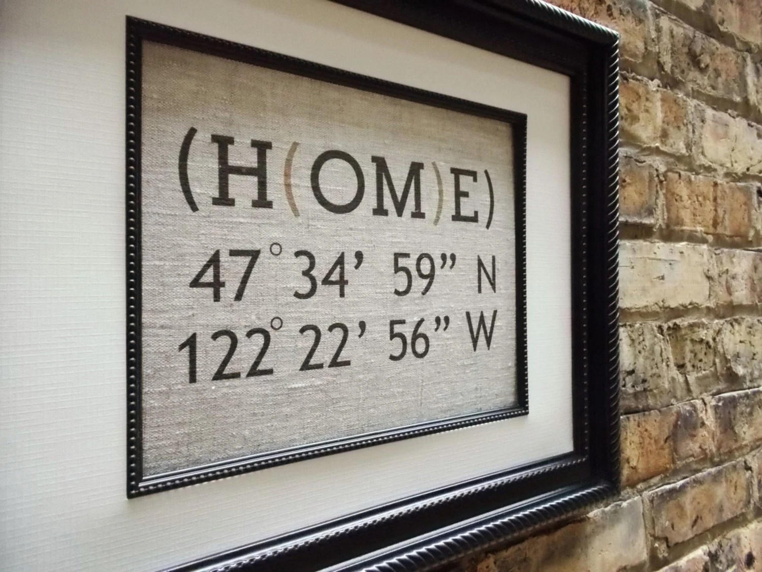 Personalized House Warming Gift Personalized Family Housewarming Gift By Lemonmilkdesigns