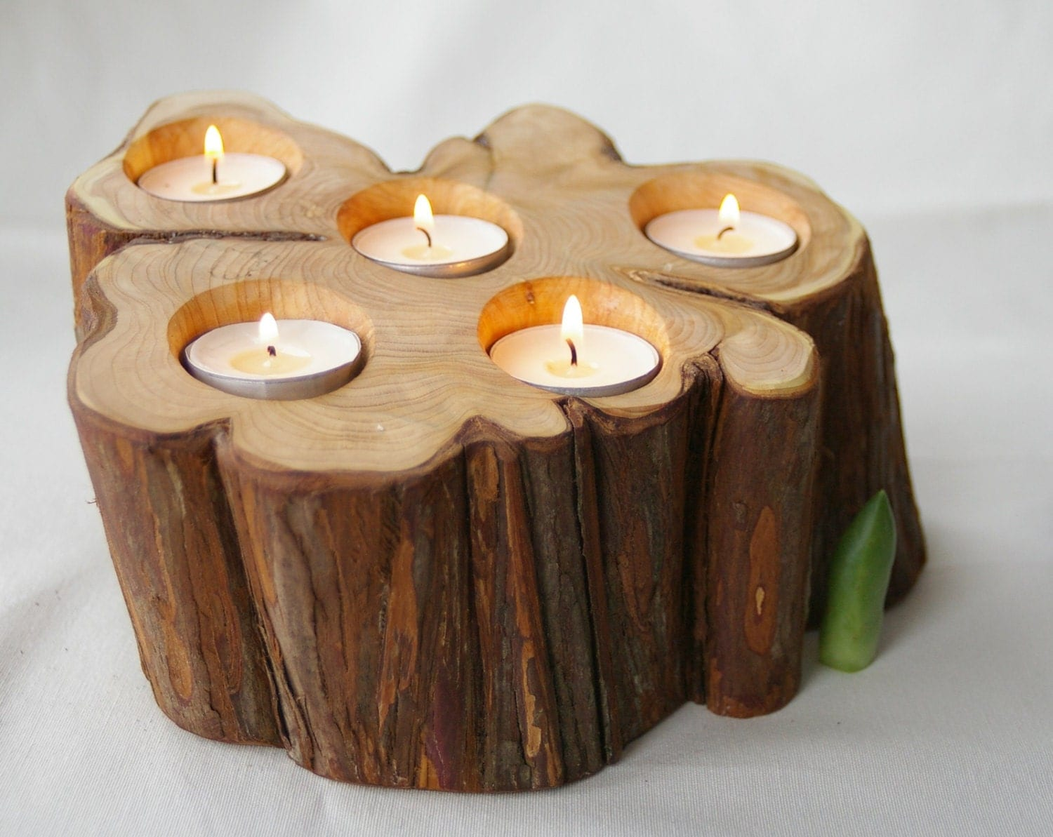 Cool Candle Holders Candle Holder Juniper Unique Candle Holder Wooden Candle