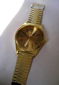 Giant Wrist Watch Wall Clock