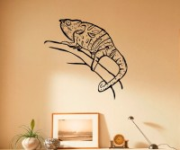 Chameleon Lizard Wall Decal Decals Vinyl Stickers Reptile