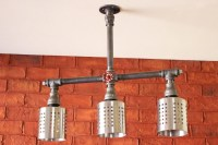 Industrial Kitchen Island / Bar Light Hanging Pendant light