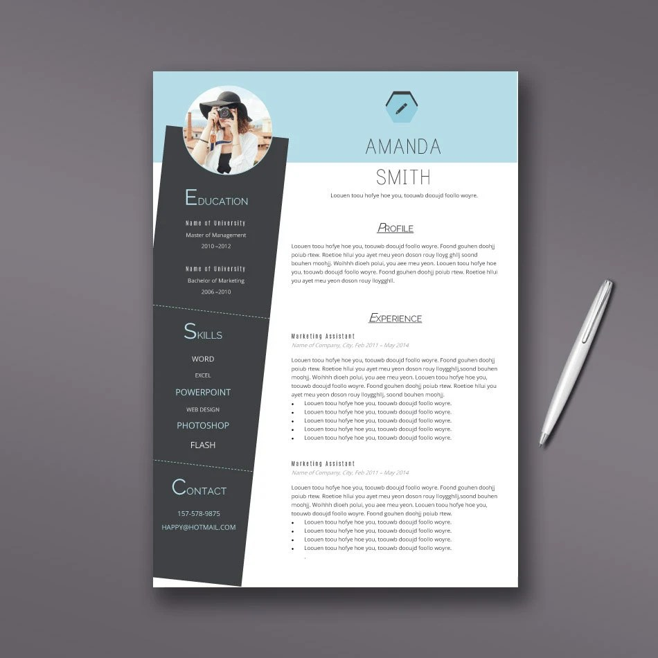 Professional Fonts To Use For Resume | Sample Customer Service Resume