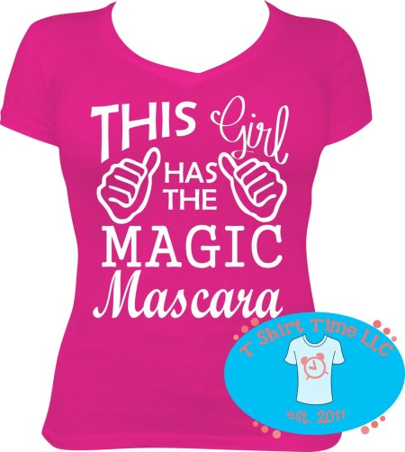 Mascara Wand Shirt