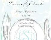 Bridal custom handmade ca...